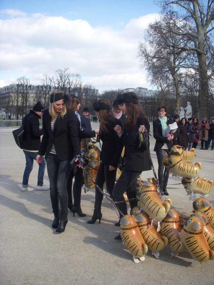 My Paris Fashion Week AW10 Photo Diary