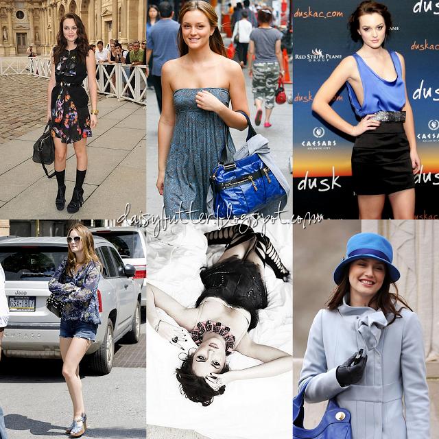 Style Inspiration: Leighton Meester