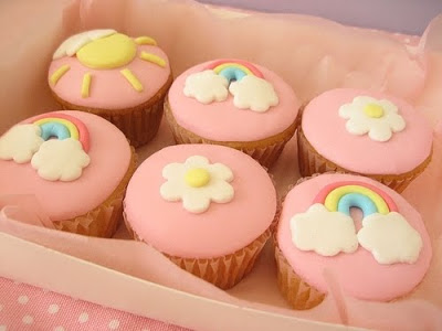 """""""I wish I could bake a cake filled with rainbows and smiles…"""""""