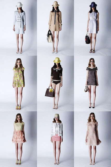 Show Notes: Marc Jacobs Resort 2011