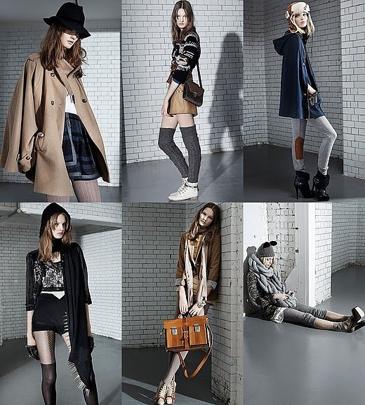 Style Notes: Topshop A/W 2010