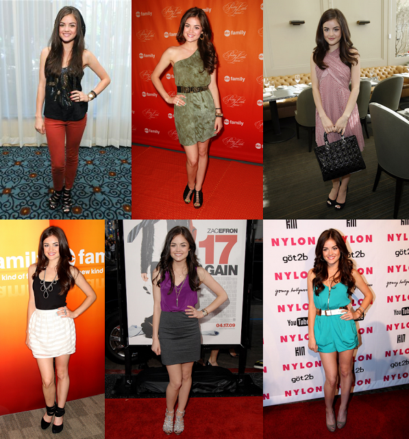 Inspiration: Lucy Hale