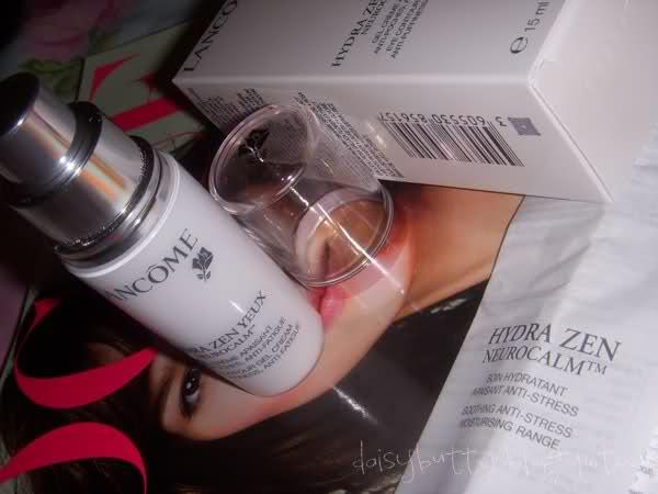 Thursday Find: Lancôme Hydra Zen Neurocalm™ Eye Contour Cream