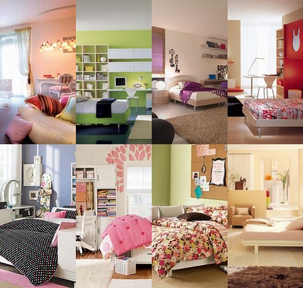Interiors: Bedroom Styles