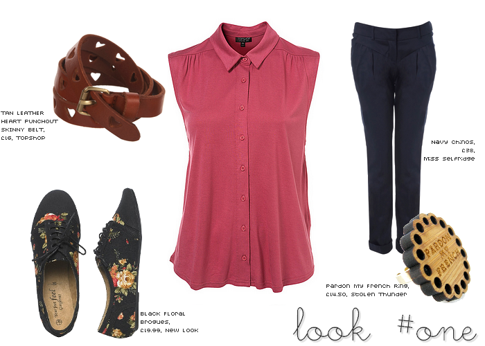 Ways to Wear: Button-Through Shirts