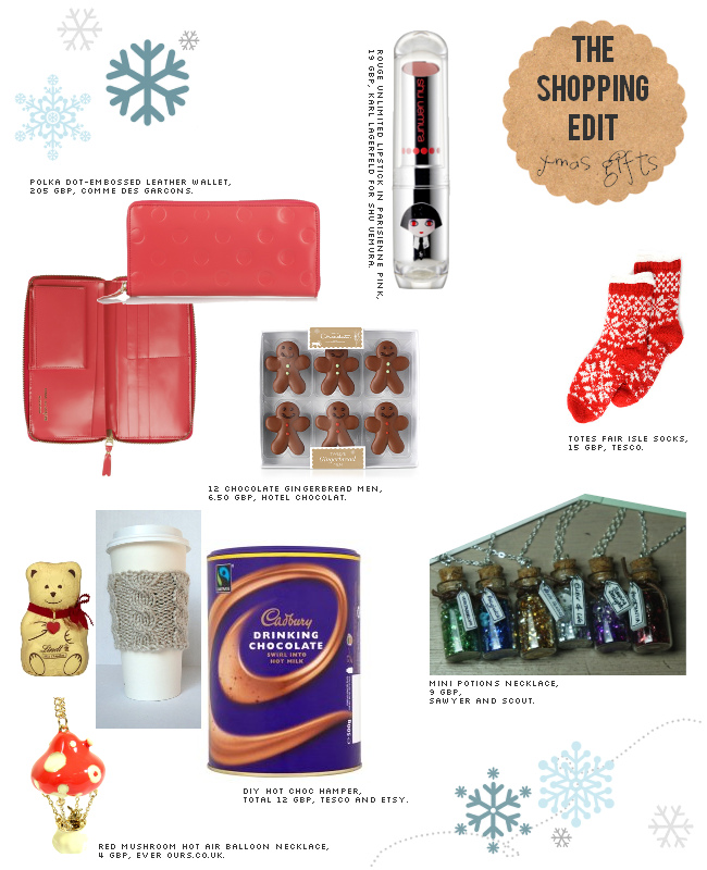The Shopping Edit: Last Minute Gift Guide