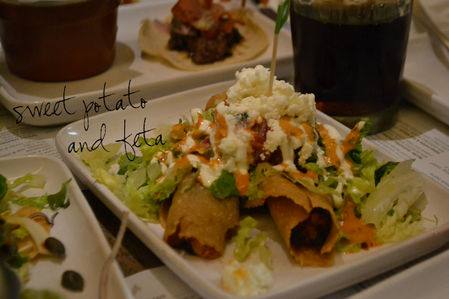 Dream Team Dining: Wahaca, Soho
