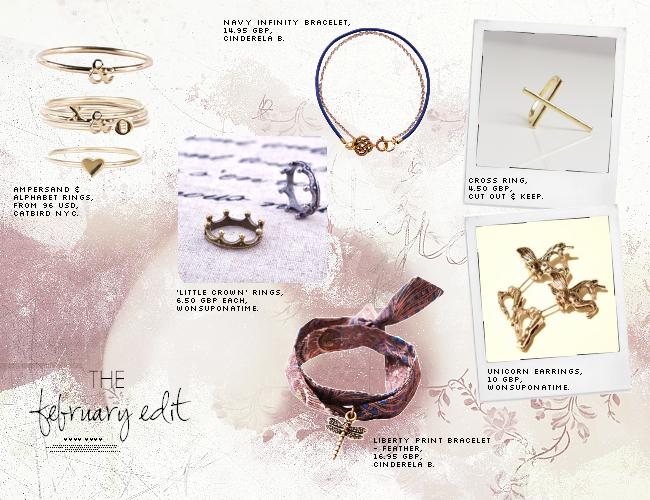 The February Jewellery Edit