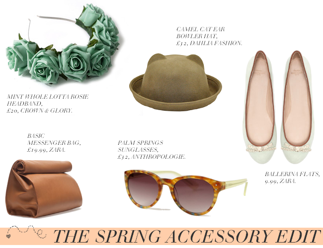 The Spring Accessory Edit
