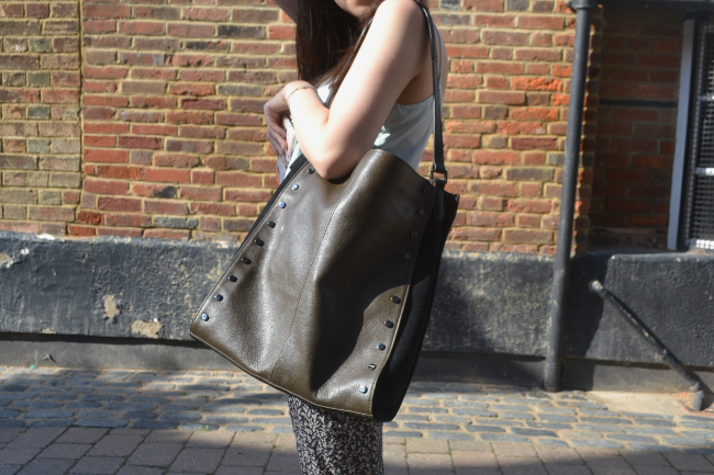 What's In My Bag – August 2013