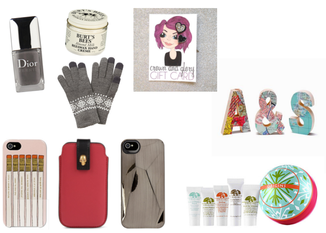 The Gift Guide: For the girl who has everything