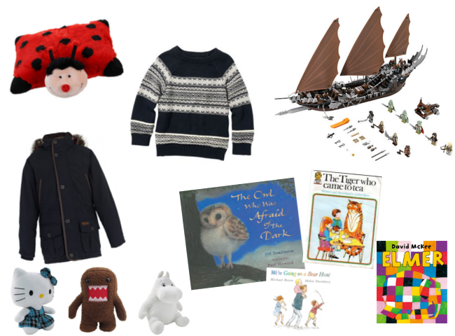 The Gift Guide: For the little ones