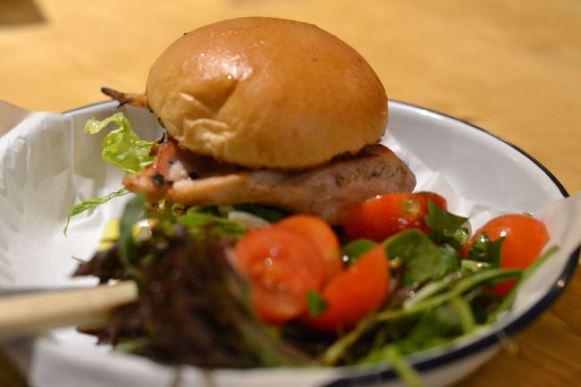 Dream Team Dining: Honest Burger