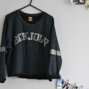 Sunday, Sunday Odoroki Obsessed With Varsity Sweaters 7e9df7fdeb