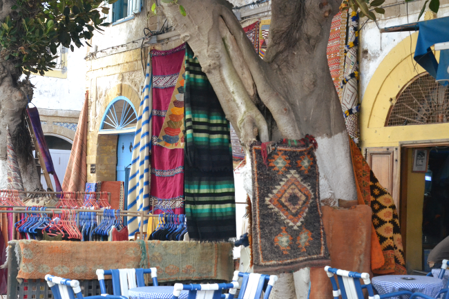 A Moroccan Adventure: Scrapbook Part ii