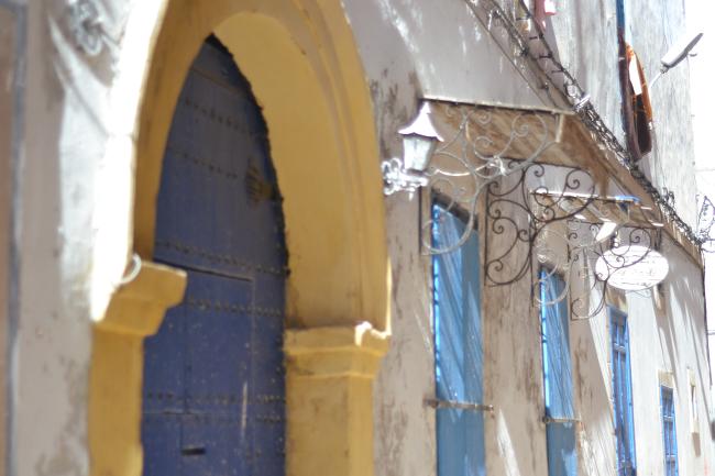 A Moroccan Adventure: Scrapbook Part i