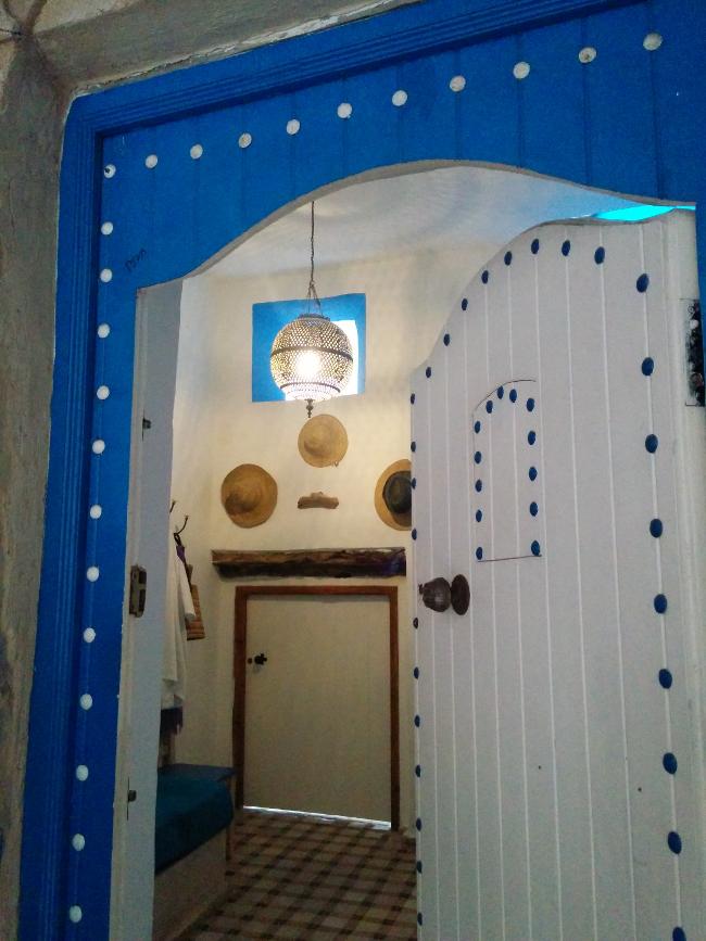 A Moroccan Adventure: Staying at the Dar Lazuli Riad