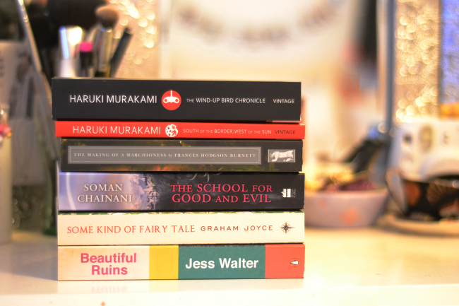10 Books I Recently Bought