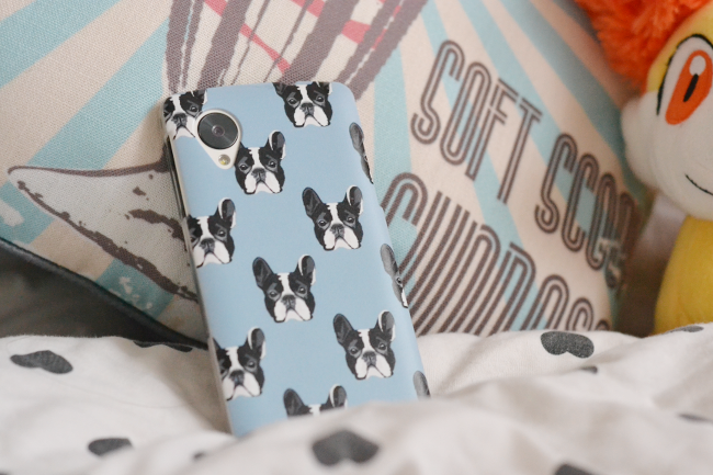 Little Frenchie Phonecase