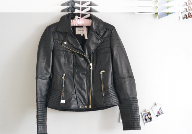Wardrobe Staples: A Leather Leather Jacket