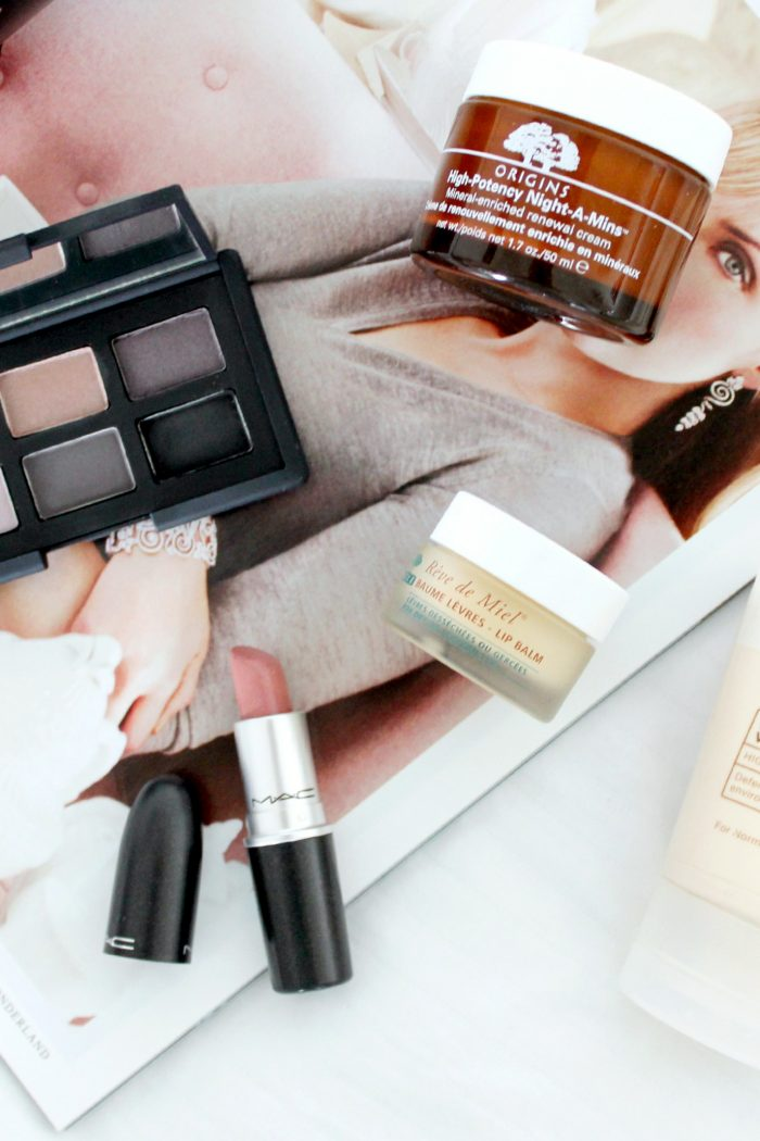 AW14 Beauty Essentials with Amy