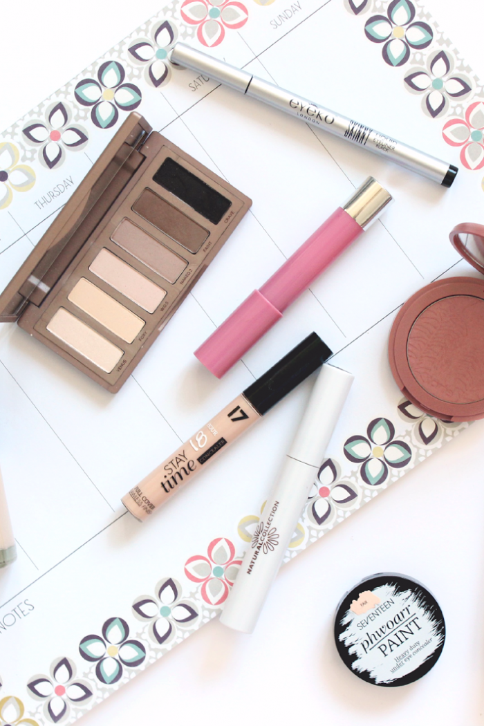 My Everyday Makeup with Amy