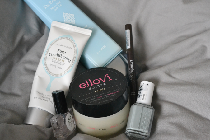 My Current Beauty Essentials