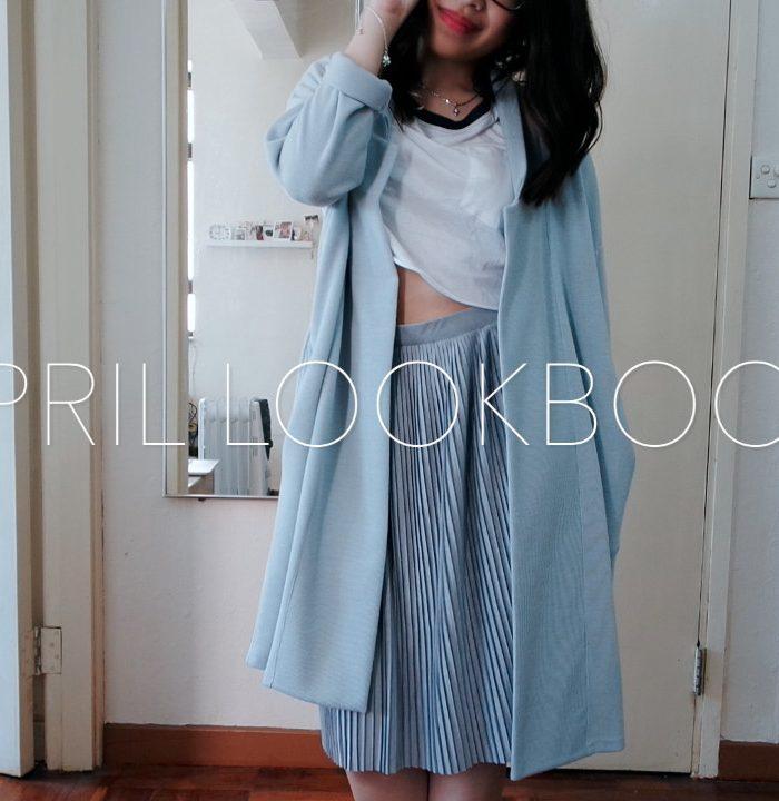 April Lookbook