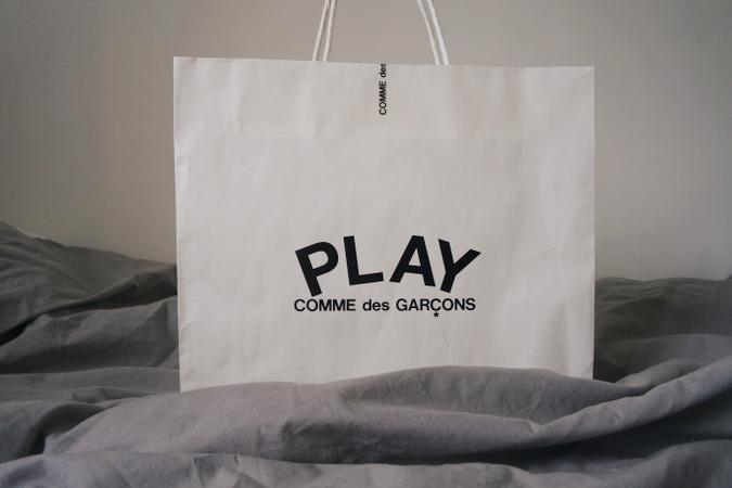 Comme Des Garçons Play