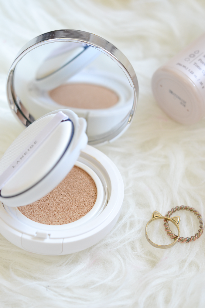 The Laneige BB Cushion Compact