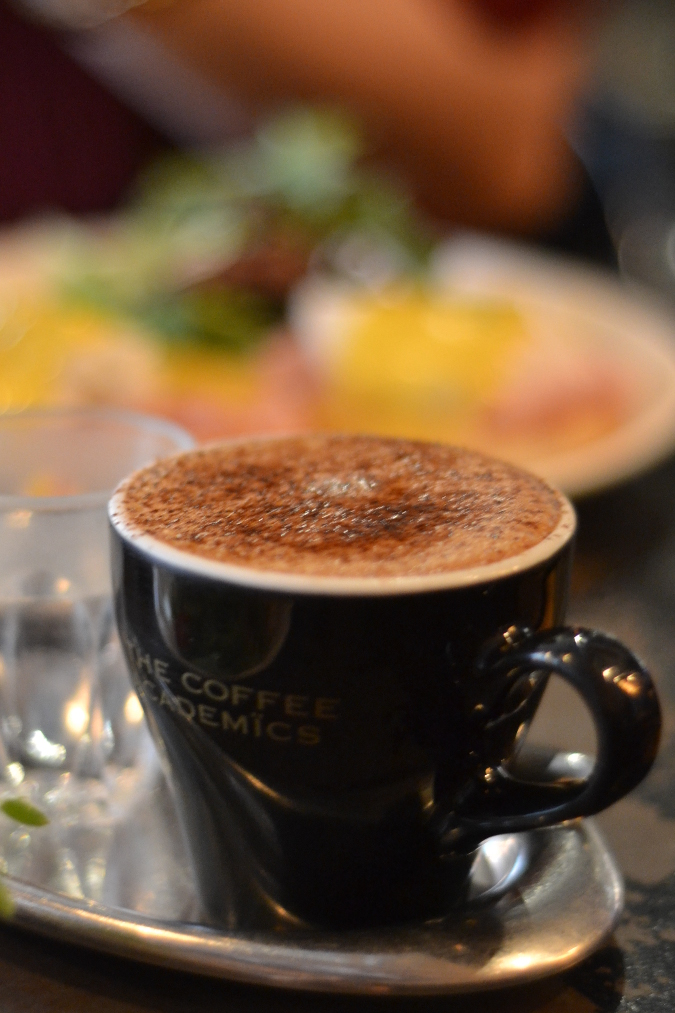 The Coffee Academics, Causeway Bay Flagship Store