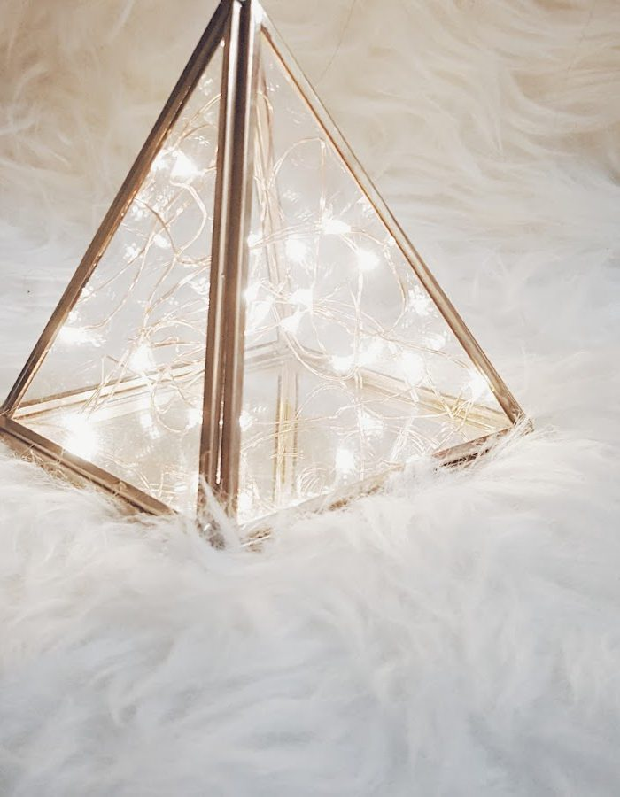 Lumos! *// a DIY lamp project