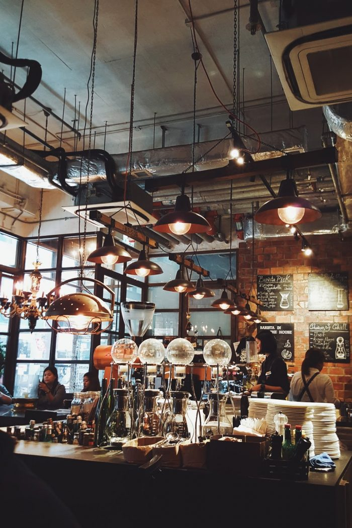 100 Stories / The Beauty of Coffee Houses