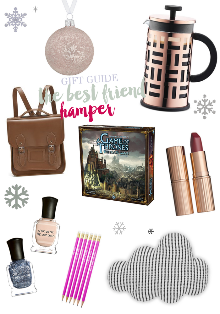 Gift Guide: The Best Friend Hamper