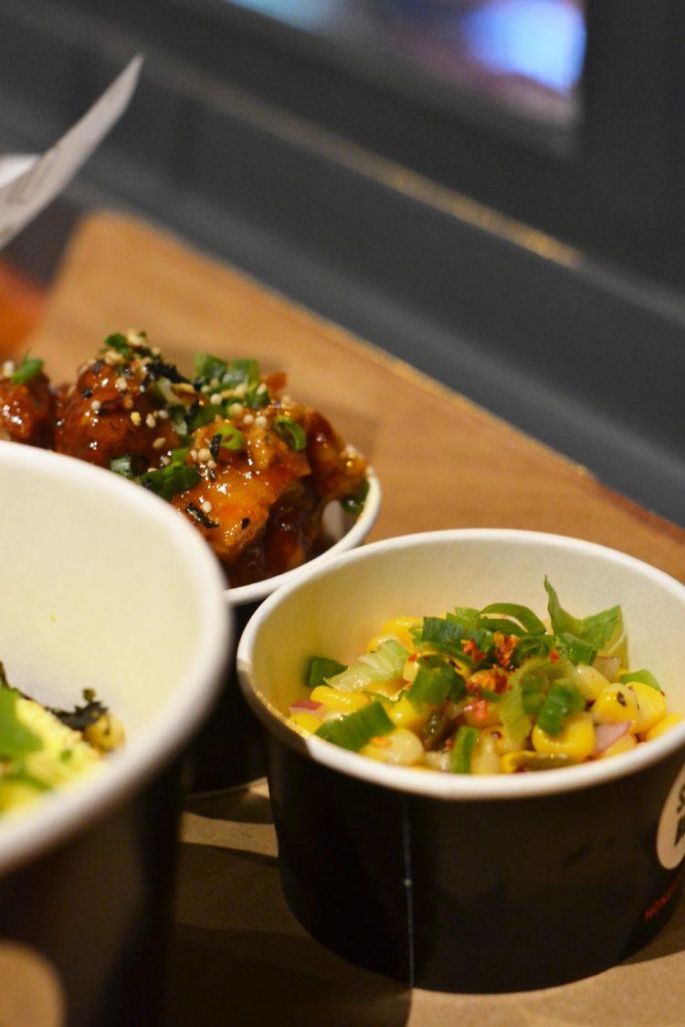 Seoul Bros. Korean-fusion street food.