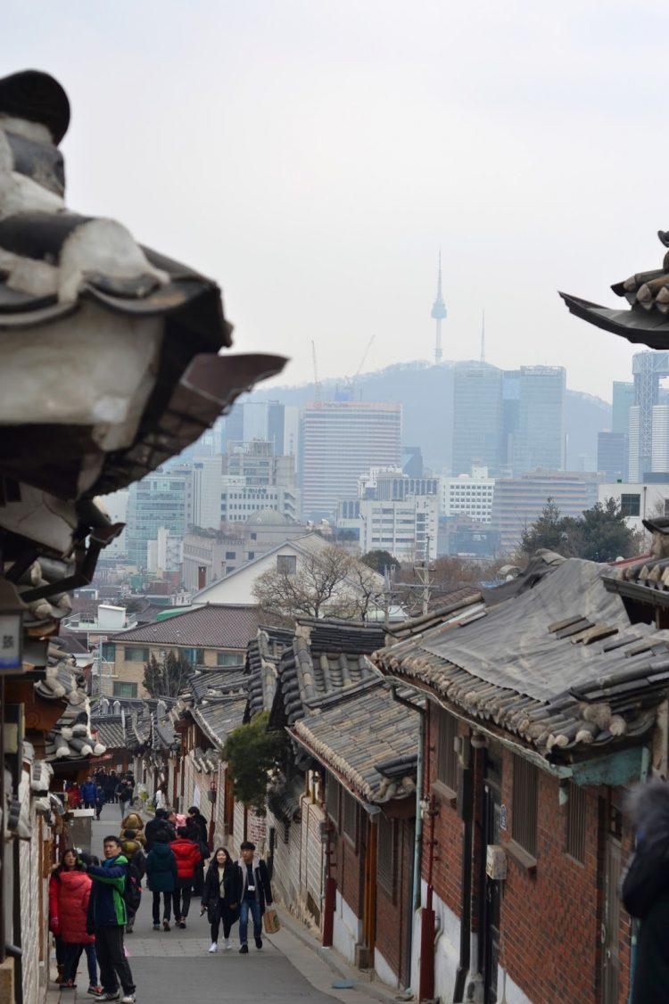 My 4-Day Seoul Itinerary