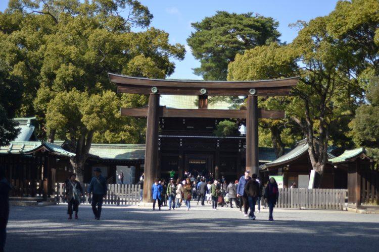 Asakusa Temple and Meiji-Jingu :: Tokyo Photo Diary