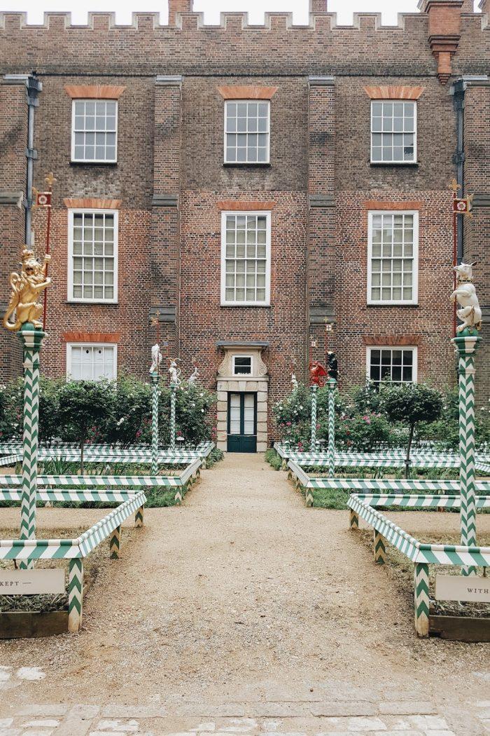 Saturday at Hampton Court Palace