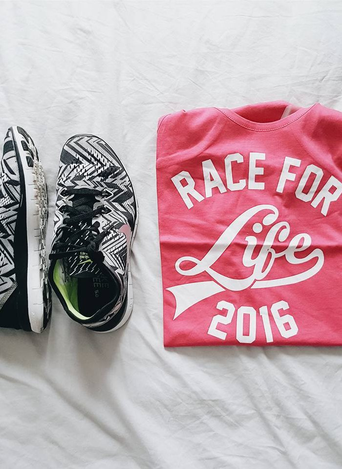 So I Ran* The Race for Life