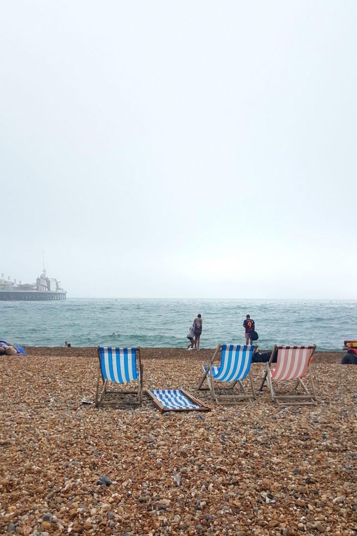 Weekend escapades in Brighton.