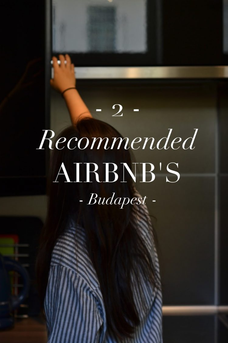 2 Recommended Airbnb Stays in Budapest