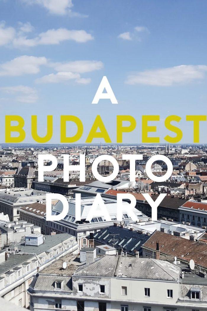 Budapest Photo Diary.