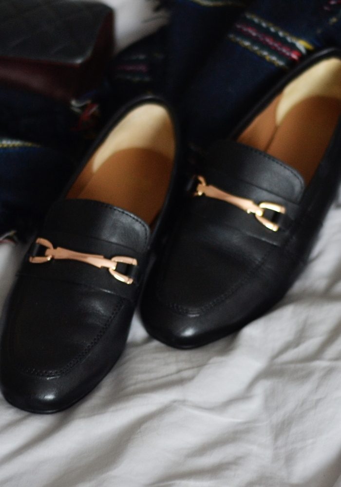 My Horsebit Loafers (That Kill My Ankle-Knuckles).