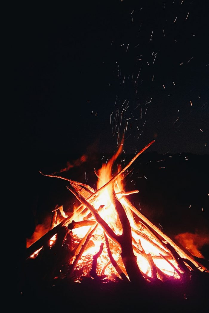 Bonfires + things.