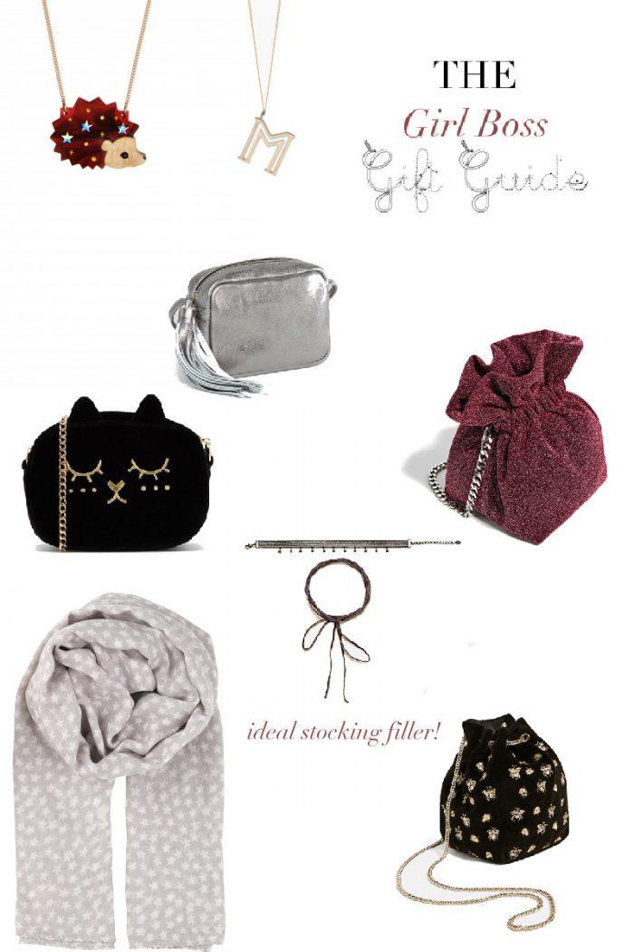 The Girl Boss Gift Guide.