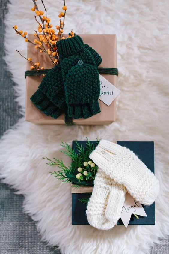 Thoughtful festive gift ideas.