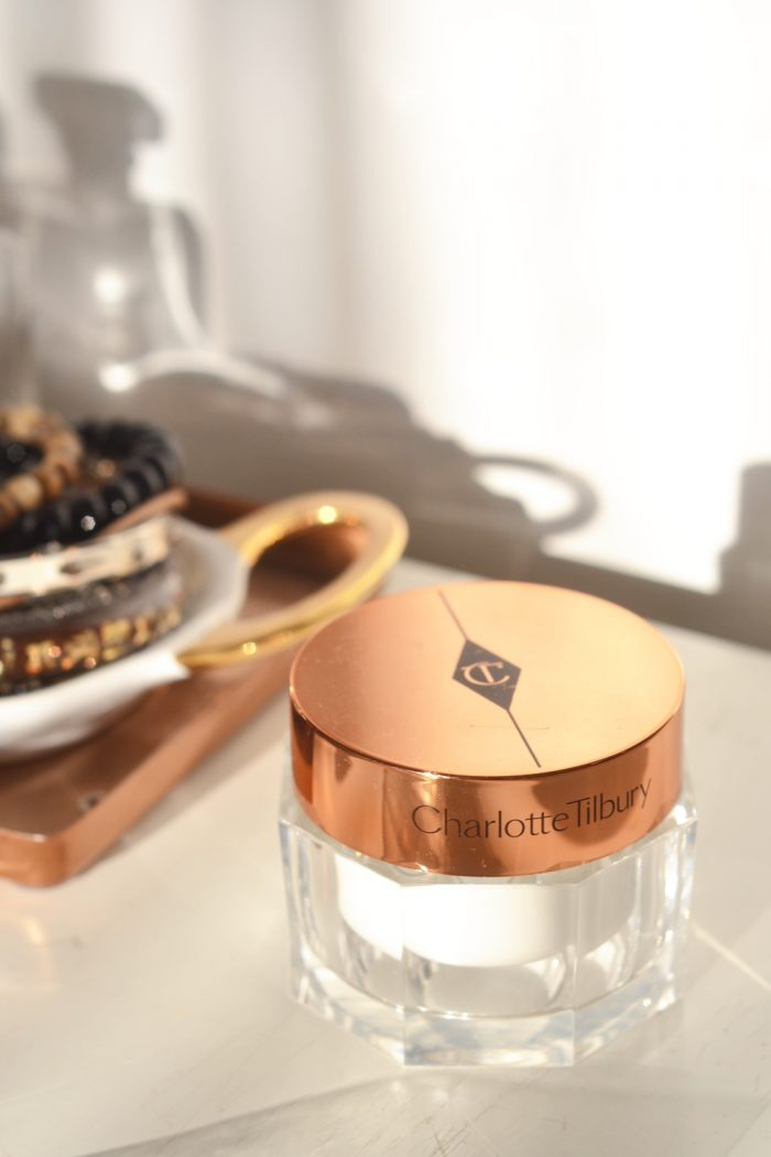 I heart you, Charlotte Tilbury Magic Cream.