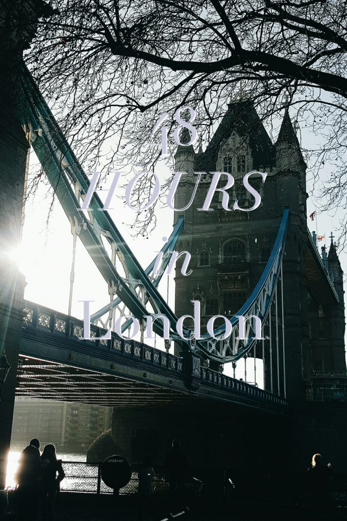 48 hours in London with citizenM.