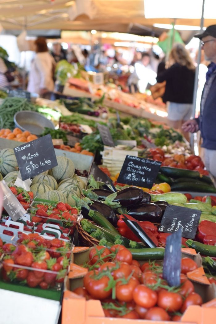 Farmers' Market Mornings