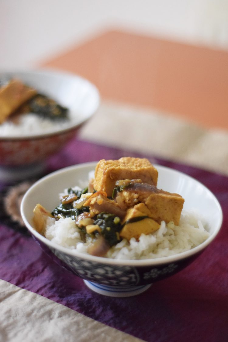 My Go-To Spinach and Paneer Curry Recipe